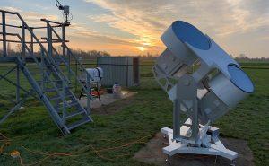 New cloud radars in Ruisdael Observatory