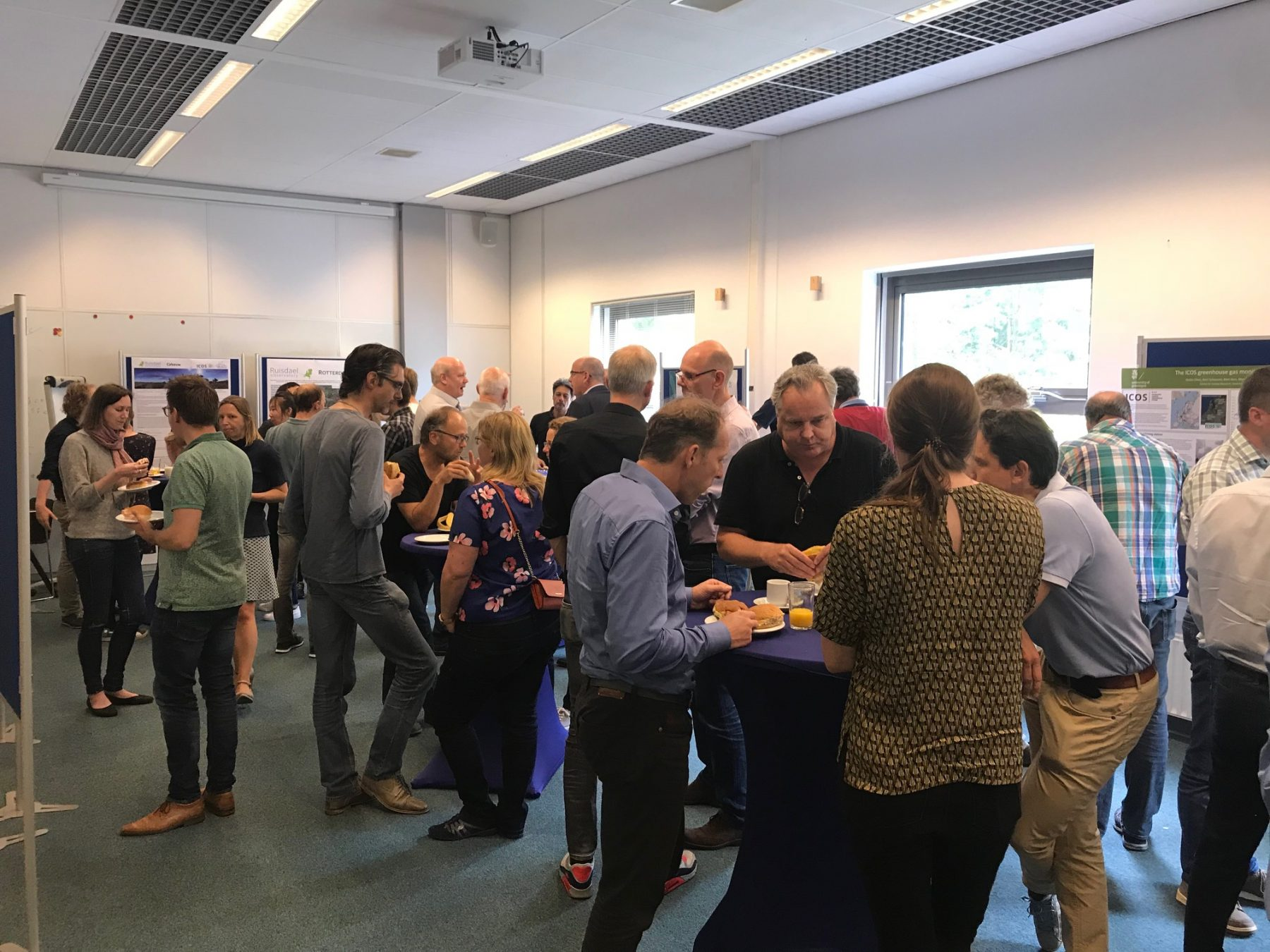 Presentations and posters Ruisdael Science Day 2019